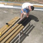 How to Build a Timber Paling Fence Brisbane Australia